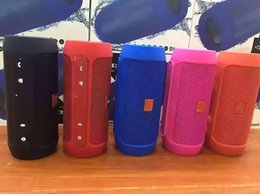 Wholesale Audio Used - sell 1 Nice Sound Charge 2+ Bluetooth Outdoor speaker phone call Mini Speaker Waterproof Speakers Can Be Used As Power Bank