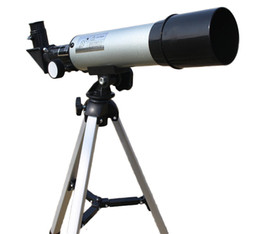 Wholesale Telescopic Telescopes - Top Quality Zoom HD Outdoor Monocular Space Astronomical Telescope With Portable Tripod Spotting Scope 360 50mm Telescopic