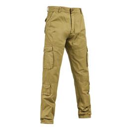 Wholesale Tactical Uniform Pant - Wholesale New Men's Cargo Pant Men Combat Multi-Pockets Casual trousers overalls trousers uniforms tactical training men trousers K9002