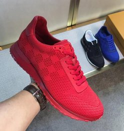 Wholesale High Fashion Sneaker Women - High quality designer casual shoes fashion running shoes for men Luxury sneakers Brands shoes for men women genuine leather shoe with box