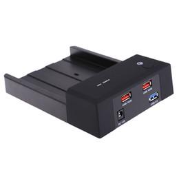 2019 fujitsu hard disks Freeshipping 2.5 polegada USB 3.0 HDD SSD Caixa de Disco Rígido SATA para Sata Caixa de Gabinete De Armazenamento Externo Caso Mais Novo para Notebook Desktop PC