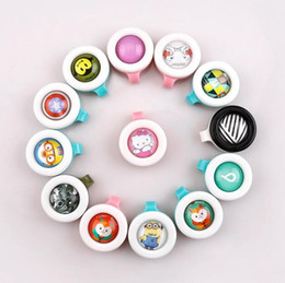 Wholesale Pregnant Cute - New Baby pregnant anti-mosquito button Cute Animal Cartoon Mosquito Repellent Clip Buckle non-toxic mosquito repellent buckle