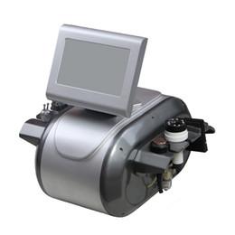 Argentina Portable 5 en 1 cavitación ultrasónica RF que adelgaza la máquina Cavitación tripolar del vacumm de la radiofrecuencia para el rejuvenecimiento de la piel reduce gordo Suministro
