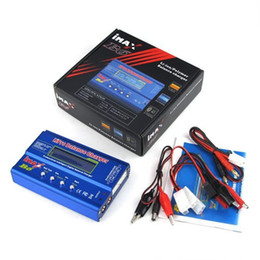 Wholesale Lipo Batteries For Rc Cars - 80W IMAX B6 lipo charger for rc toys battery charger rc car