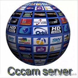 Wholesale Iks Hd - cccam servers 1 year Europe 1 cline with 3 servers HD account for Spain UK Germany French Italy Poland Satellite Decoder IKS