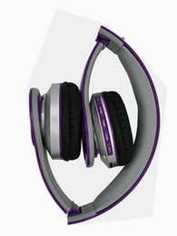 Wholesale Quality Headphone Pro - Wearing headphones High Quality Hot Headset Manufacturers selling bluetooth S450 card FM earphone head-mounted pro sell like hot cakes