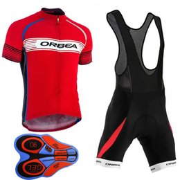 Wholesale Orbea Cycle Clothing - 2017 ORBEA Pro Team Bike Cycling Jersey Roupa Ciclismo Breathable Bicycle Cycle Clothing Quick-Dry Sportwear F2917