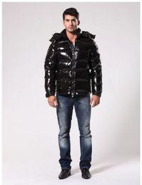Wholesale Mon Down - Luxury France Brand Mon Anorak Men Winter Jacket Men Winter Jacket High Quality Warm Plus Size Man Down and Parka Anorak Jackets