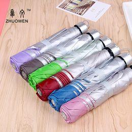 Parapluie ombre légère fois en Ligne-Parapluie pliant saison chaude Le parapluie publicitaire Lumière ombre 10 yuans pondre dans les fournitures de magasin en gros