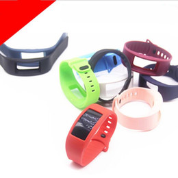 Wholesale Silicone Wristband Bracelet Buckle - Sport silicone replace Band cover case For gear fit2 R360 smart Bracelet Straps metal Buckle Bracelet solid environmentally materials GSZ318