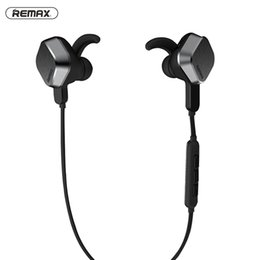 Wholesale Multi Usb Connection - REMAX Bluetooth earphone Magnet Sport earphone Headsets Multi Connection Function With USB Cable For Mobile Phone For iphone