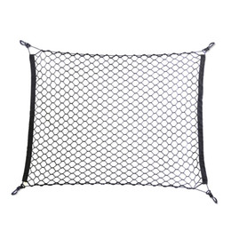 Wholesale Trunk Cargo Net For Cars - net tv Tracking # Elastic Spider Style Nylon Car Rear Cargo Trunk Storage Organizer Net Universal Style For SUV 4600mm <Length <5000mm