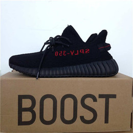 Wholesale Discount Men Shoes Wholesale - (with Box)2017 Wholesale Discount Cheap 350 Boost Sply 350v2 Sports Shoes Men and Women Running Shoes Fashion Sneakers By Kanye West