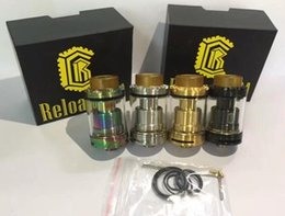 Wholesale China E Cig Tanks - reload rda 24 high quality clone reload rta tank vape atomizer e cig 2017 latest craze cheap items china
