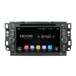 Wholesale Car Dvd Player Chevrolet Epica - 7'' Quad Core Android 5.1 Car DVD GPS Stereo Player For AVEO EPICA LOVA Capativa SPARK OPTRA