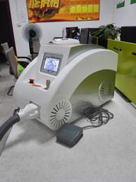 Wholesale Ionic Machine - Portable home-use Nd-yag laser tattoo removal machine