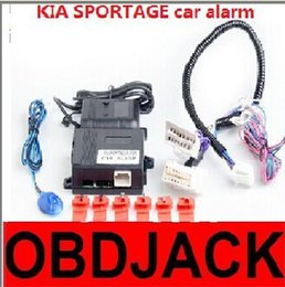Wholesale Sportage R - Newest Original CANBUS Car Alarm for KIA SPORTAGE R without cutting any wire for KIA SPORTAGE R original car for 2012