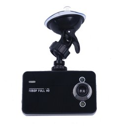 "Wholesale Vehicle Black Box Dvr - Car DVR Recorder K6000 w  Retail Box Full HD Vehicle Cameras Camcorder 2.4"" 1080P Vehicle Black box DVR Night Version"