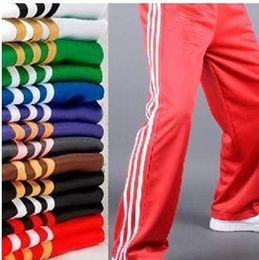 Wholesale Silver Hot Pants - Hottest men pants cheap price sport workout gym pyrex jogger pants slim fit plus size outdoors haren men joggers sweatpants
