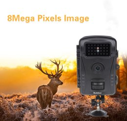 """Wholesale Outdoor Hunting Video Cameras - RD1003 2MP 1 4"""" CMOS Sensor Night Vision Outdoor Forest Wildlife Observation Security Video Recorder Hunting Camera"""