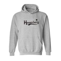 Wholesale Designer Hoodies Wholesale - Wholesale- Breaking Bad Heisenberg Hoodies New Luxury Harajuku Sweatshirt Men Brand Hoodies Men Brand Designer Mens Sweatshirts 4xl