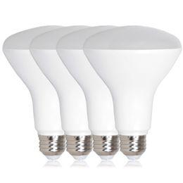 lampadine 3x3w e14 Sconti Lampadine a led E27 E26 BR30 LED 7W 9W 12W Bianco puro bianco caldo Lampadina alluvione ampia Luce al piombo Luci natalizie