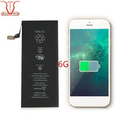 Wholesale For iphone Battery S ORIGINAL Built in Internal Li ion Battery Replacement mah mah Stable Flex Safe Package for IP s