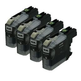 2019 cartouches d'imprimantes brother Cartouche d'encre noire 4PK compatible pour Brother LC131 pour imprimante Brother DCP-J152W J552DW J752DW MFC-J470DW