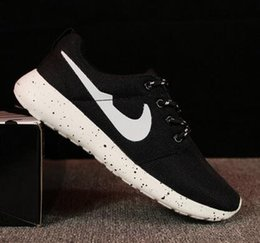 Wholesale New Style Fashion Lady Shoes - 2017 new spring and autumn New men's casual shoes Breathable mesh Fashion Walking Shoes Style Flat Ladies Trainers Flat Shoes.