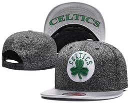 Wholesale Boston Prices - Discount price wholesale Basketball Boston Snapback Celtics pierce Caps Adjustable BaSeball Snap Back Snapbacks Players Sports free shipping