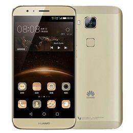 Wholesale Huawei Phone 4g - Refurbished Original Huawei Maimang 4 RIO-AL00 5.5 inch Dual SIM MSM8939 Octa Core 3GB RAM 32GB ROM 13MP Fingerprint 4G LTE Phone DHL