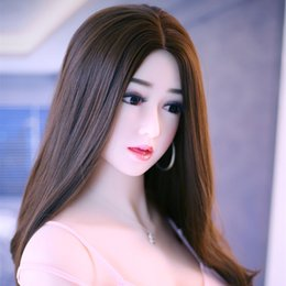 Wholesale Sex Doll Realistic Body - Japanese Realistic Solid Silicone Sex Doll in Love 100cm Lifelike Full Body Love Dolls for Men Vagina Real Pussy Boobs dolls life like