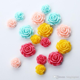 Wholesale Neon Flowers - 2016 Rushed Flat Neon Sign Factory Direct Sale Han Edition Fashion Diy Manual Incarnate Flower Resin Parts of Plastic Accessories Wholesale