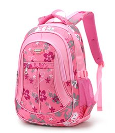 Wholesale Boys Trendy School Bag - New Floral Printing Children School Bags Backpack For Teenage Girls Boys Teenagers Trendy kids Book Bag Student Satchel mochilas