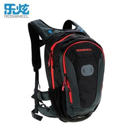 Wholesale Bicycle Tablet - ROSWHEEL with Rain Cover 18L Outdoor Travel Hiking Bicycle Cycling Climb Hike Waterproof For Phone Tablet Mid Laptop Backpack