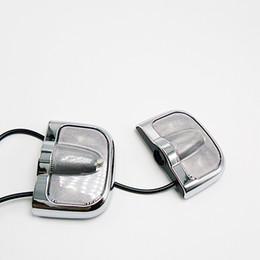 2 Pcs LED Porte De Voiture Bienvenue Projecteur Logo Ghost Shadow Laser Emblème Lumière pour Citroen Volvo Skoda Subaru Acura OPel Ssangyong ? partir de fabricateur