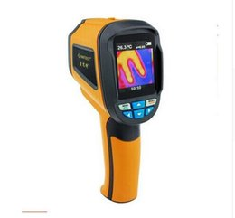 Wholesale Infrared Handheld Thermometer - Professional Handheld Thermal Imaging Camera Portable Infrared Thermometer IR Thermal Imager Infrared Imaging Device