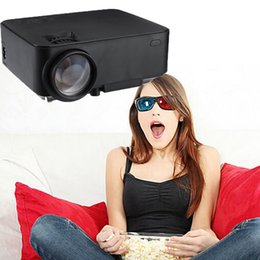 2019 cheap androids en gros Gros-1080p Full HD Projecteur Mini LED LCD Accueil Moives Android Bluetooth Projecteur Wifi 1500 Lumens Pas Cher Beamer Numérique avec HDMI USB cheap androids en gros pas cher
