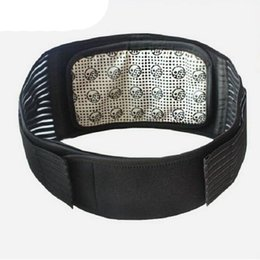 Wholesale Tourmaline Products - Wholesale-New Tourmaline Products Self-heating Magnetic Waist Back Support Brace Belt Lumbar Warm Protector Posture Corrector Abdomen