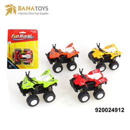 Wholesale Mini Motorcycles Racing - Alloy inertia toy car beach toys motorcycle toys children beach motorcycle toys Small diecast racing games Free Shipping