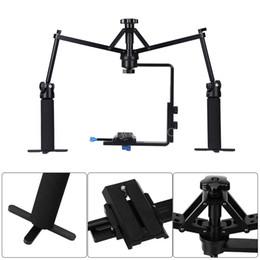 Wholesale Camera Stabilizer Rig - Spider stabilizer DSLR Rig 5D Camera Video Handheld Mechanical Stabilizer Spider Comodo Orbit Following Shot