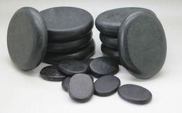 Wholesale Massage Stone Spa - New massage stones massage natural energy massage stone set hot spa rock basalt stone 16pcs with Free Shipping