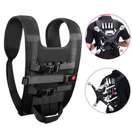 Wholesale Axis Backpack - Black Drone Carry Backpack Strap GUAV 4-Axis Alien UAV Vest Drone Shoulder Bag with Safety Straps Four - axis Aircraft Travel Case