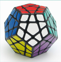 Wholesale Megaminx Cube - Special Toys 12-side Megaminx Magic Cube Speed Puzzle Twist Education Intelligence Gift Magic Cubes Puzzle Speed Twist KKA2416