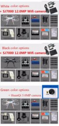 Wholesale Add Motor - RC Quadcopter RC Drone with camera H899 dron Fit SJ7000 WIFI Camera quadrocopter drones can add camera RC helicopter VS MJX X101