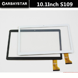 Wholesale Handwritten Screen - Wholesale- S109 Touch screen display on the outside Handwritten screen 10 inches tablet capacitance Touch screen
