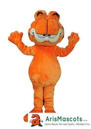Wholesale Cat Mascots - Garfield Cat mascot suit cartoon character mascots fancy dress costume kids carnival party dress