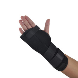 Wholesale Banding Medical - New Carpal Tunnel Medical Arthritis Injury Wrist Brace Support Pads Sprain Forearm Splint Band Strap Safe Protector 2501042