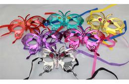 2019 девочки принцесса маски Женская девушка венецианская вспышка блеск маска принцесса танец пчела маска для Хэллоуина маскарад маска один размер подходит для большинства (маленький) дешево девочки принцесса маски