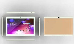 Wholesale Android Tablet Mount - New 10.1 inch Octa CoreTablets pc 3G Phone Calling 4GB 32GB Dual Camera 5.0MP IPS GPS Wifi tablette tactile Android 5.1